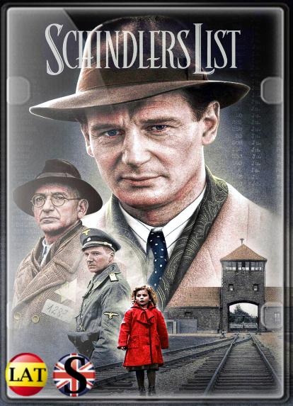 La Lista de Schindler (1993) FULL HD 1080P LATINO/INGLES