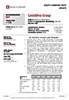 Studio societario di Banca Finnat su Casta Diva Group