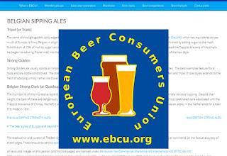 Estilos de Cerveza (de Europa y más allá)
