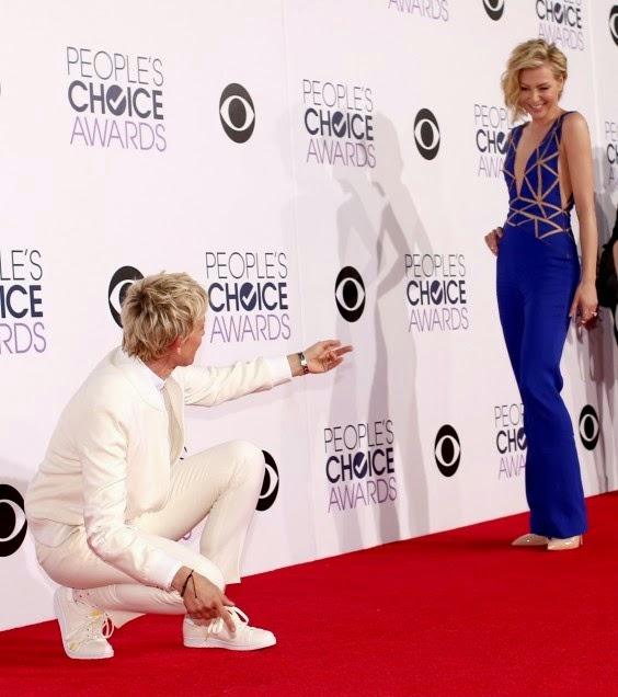 Portia De Rossi Pregnancy: Ellen DeGeneres And Portia De Rossi Goof