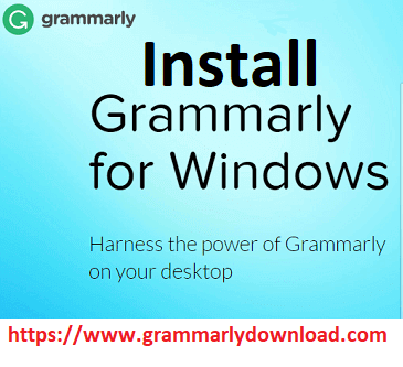 Install grammarly for windows