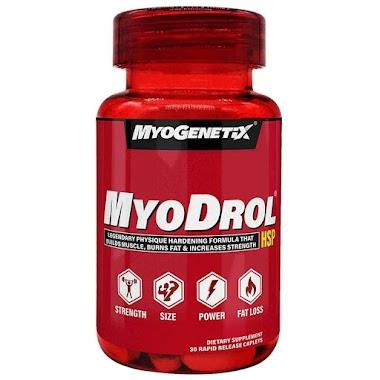 MYOGENETIX Myodrol HSP, 30 caplets