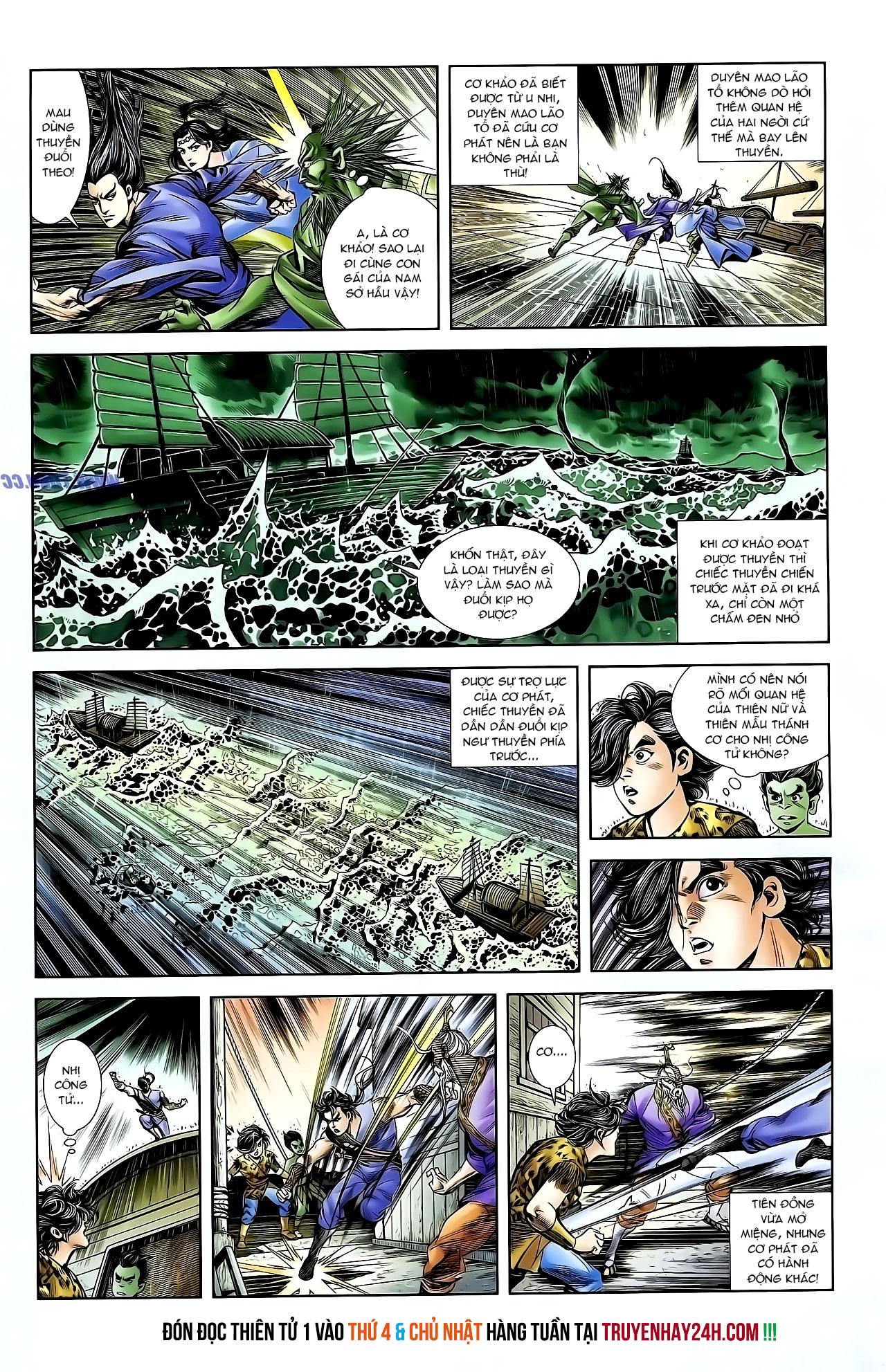 Cơ Phát Khai Chu Bản chapter 128 trang 26
