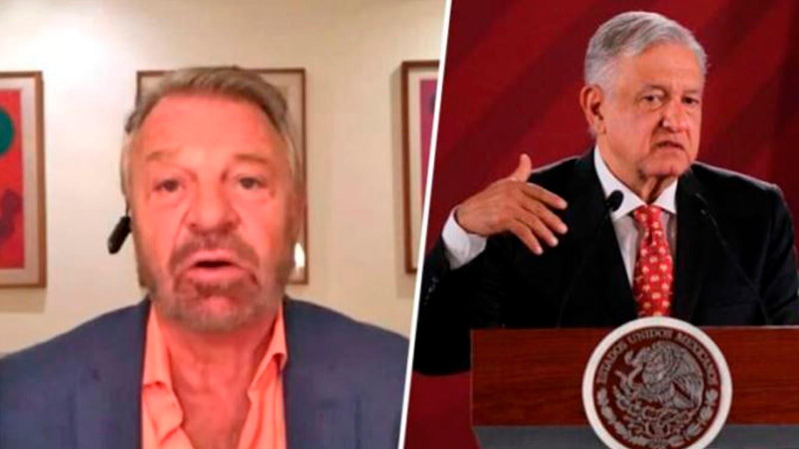 AMLO pone en su lugar a Jorge Castañeda: Es un clasista y racista por dichos contra Putla