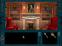 Videojuego Nancy Drew - Message in a Haunted Mansion