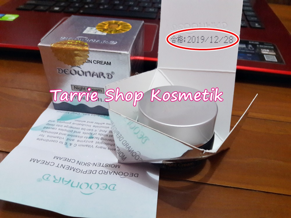 EXPDATE Cream Deoonard Silver Night