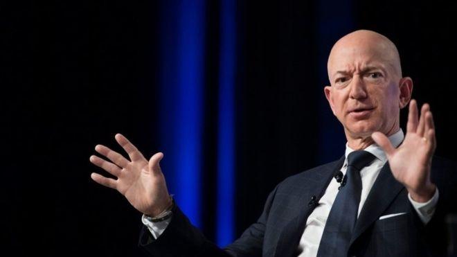 Amazon CEO & Billionaire Jeff Bezos Pledges $10 Billion To Fight Climate Change