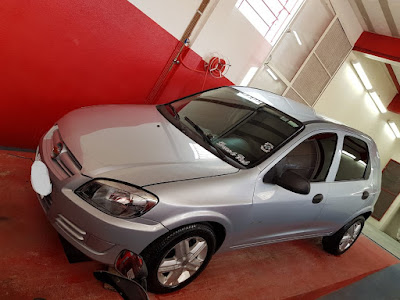 Chevrolet Celta 4P Spirit 2010/ 2011