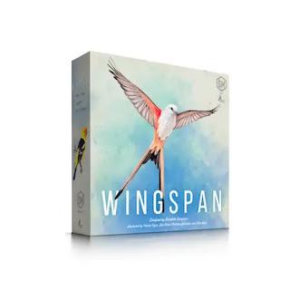 Wingspan el juego de mesa