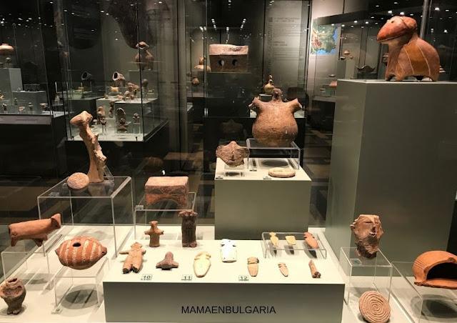 Edad de Cobre Museo Arqueológico de Sofía