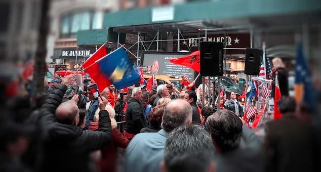 #Propaganda #Histerija #Antisrpski #Protest #Amerika #Albanci #Muslimani #Bosna #Srbi #Žrtve