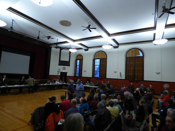 2016 Farmington Town Meeting And Local Election Results