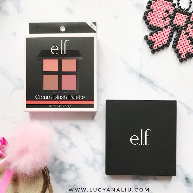 ELF Cream Blush Palette