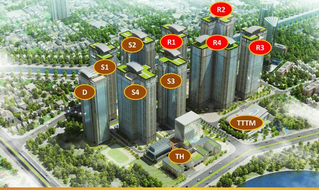 Tổng quan dự án chung cư Goldmark City 136 Hồ Tùng Mậu