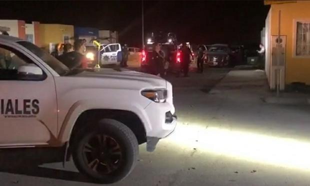 Tres Sicarios abatidos tras persecución y enfrentamiento en Reynosa