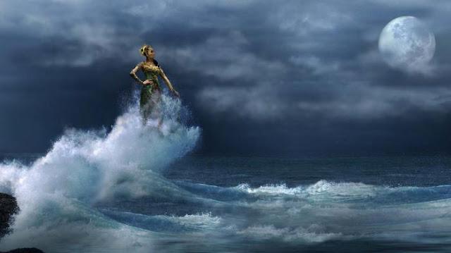 INNA LILLAHI, Tak Berkiblat Ke Ka'bah.. Kelompok Ini Malah Sholat Menghadap Laut Selatan