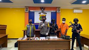 Cekatan, Pencuri Uang Ratusan Juta Berhasil Dibekukkan Reskrim Polres Alor