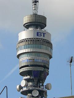 Torre BT. Londres. Arqutectura