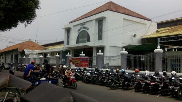 Cara Order Pesan Grab Gojek Di Stasiun Lempuyangan Yogyakarta