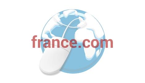 Perebutan atas Domain France.com