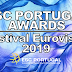 [ESCPORTUGAL Awards] Conheça todos os vencedores da edição do Festival Eurovisão 2019