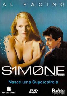 Simone - BDRip Dual Áudio