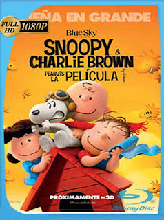Snoopy y Charlie Brown Peanuts La Película (2015) HD [1080p] Latino [GoogleDrive] DizonHD