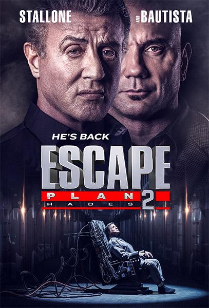 Descargar Escape imposible 2: Hades (2018) Latino