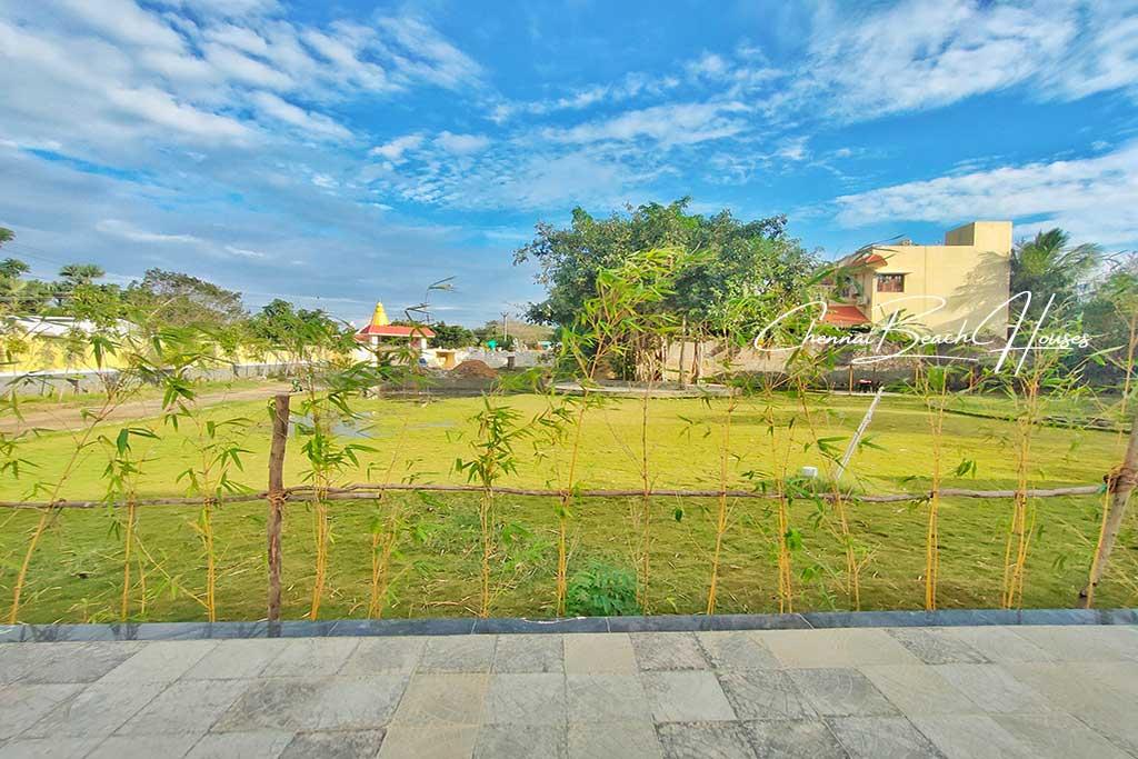 party lawn in mahabalipuram