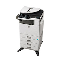 Sharp DX-C381 Driver and Software Printer