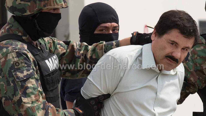 Nadie sabía quién era y ya era dueño del aeropuerto de la ciudad de México, dice El Chapo Guzmán