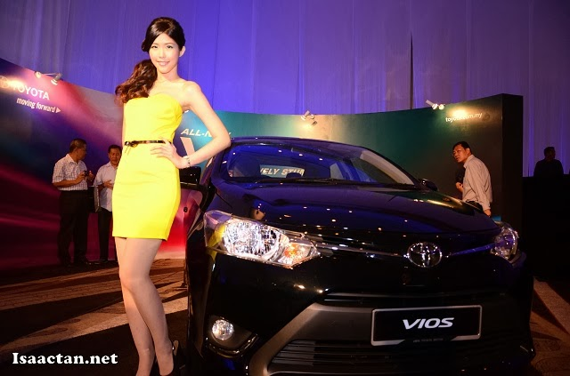 We leave you with a nice view of the all new Toyota Vios