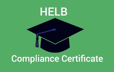 helb compliance certificate