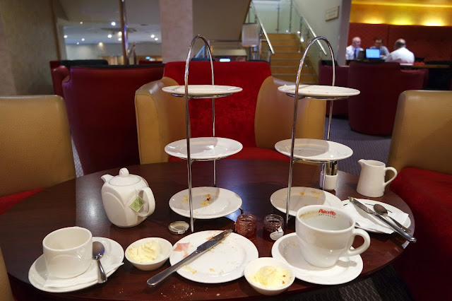 The Oxford Hotel Afternoon Tea - Defeated