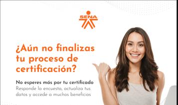 Aprendices en proceso de certificación