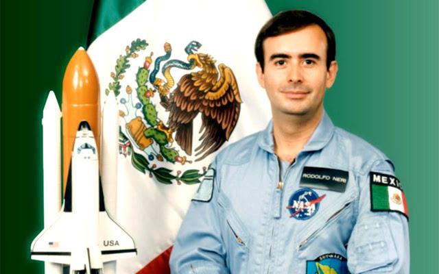 Astronautas de mexico