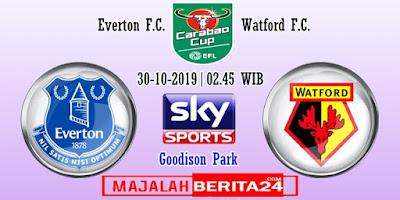 Prediksi Everton vs Watford — 30 Oktober 2019