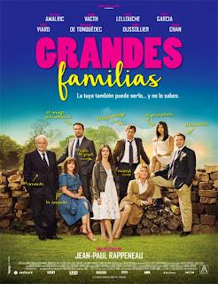Belles familles (Grandes familias) (2015)