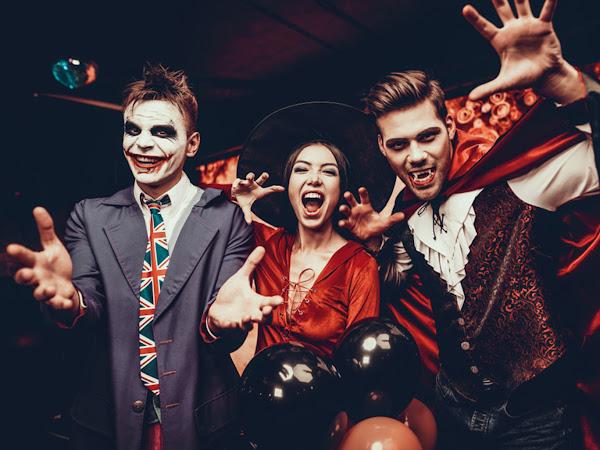 Necessities for your Spooky Neighborhood Halloween Party