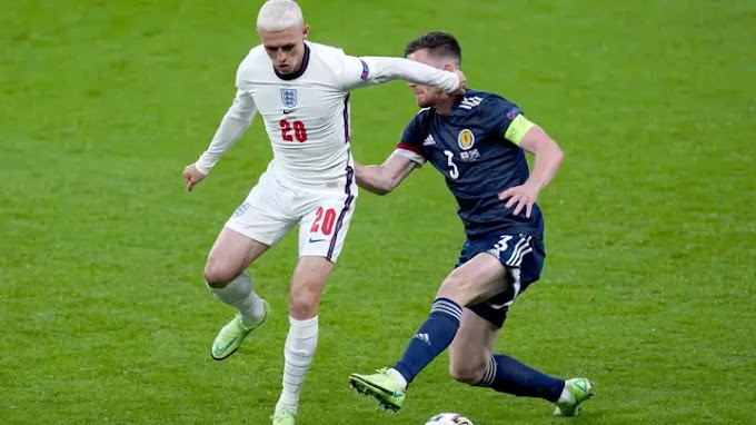 England Player Ratings vs Scotland: Every Player Marked Out Of 10 As Harry Kane Disappoints