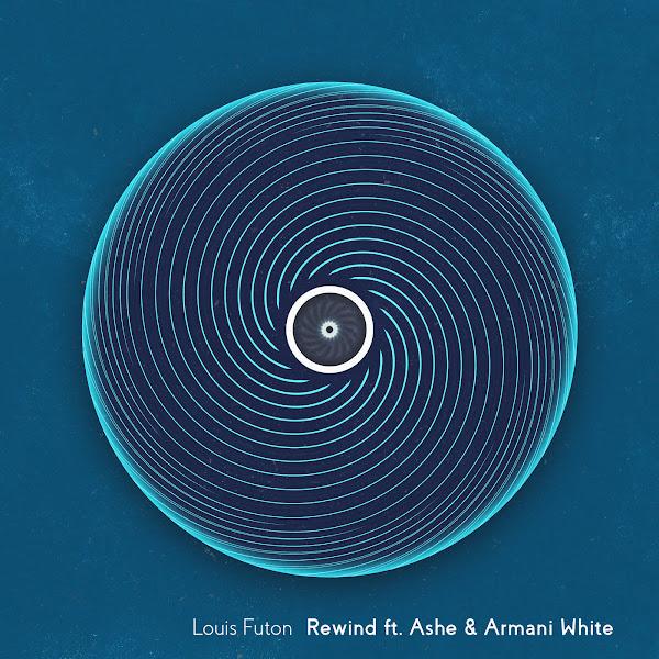 Louis Futon - Rewind (feat. Ashe & Armani White) - Single Cover
