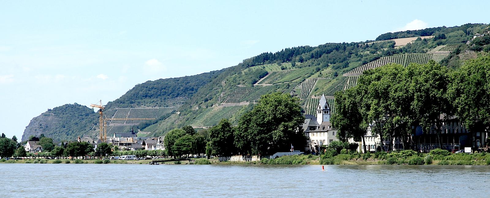 Средний Рейн у Андернаха