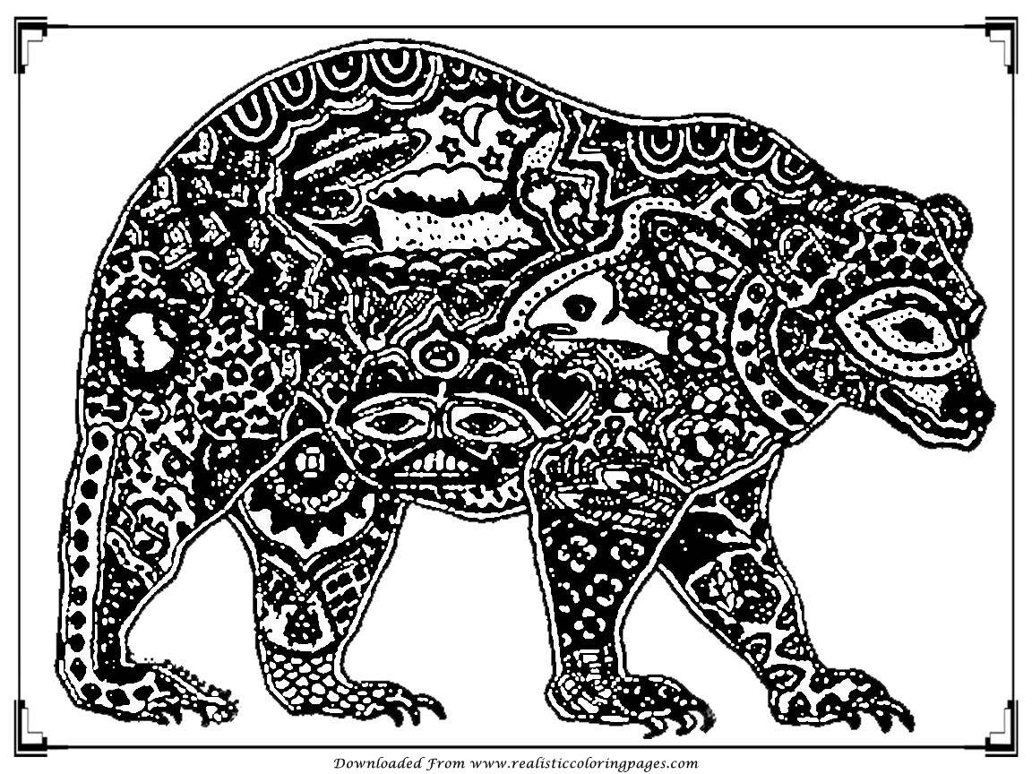 100 printable bear coloring pages coloring page pages draw a