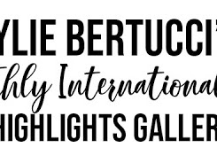 Kylie Bertucci's Monthly International Blog Highlights | Painted Poppies