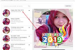 Cara Menambahkan Bingkai ke Profil Halaman Facebook