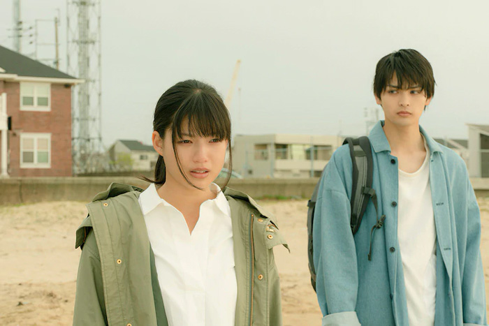 The Art of Memory (Kioku no Gihou) live-action film - Chihiro Ikeda