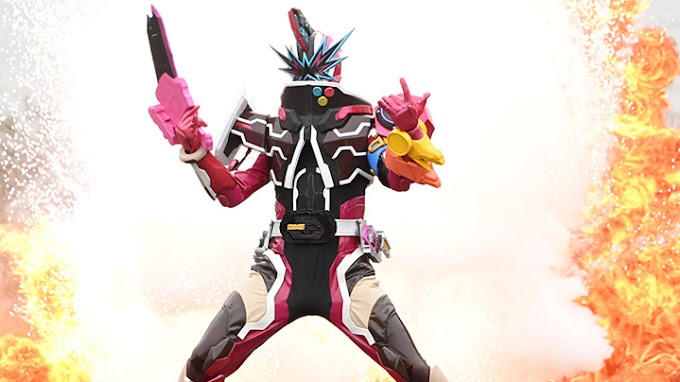 Kamen Rider Saber Episode 9 Subtitle Indonesia