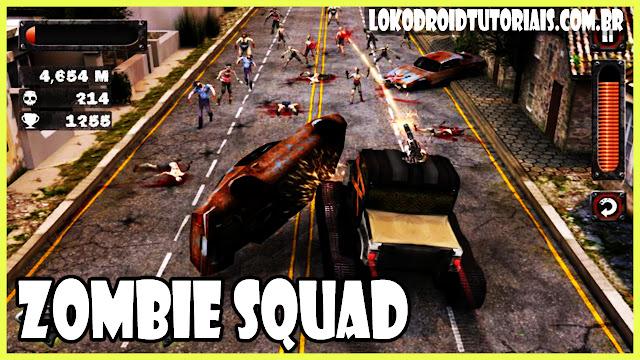 Zombie Squad apk mod dinheiro infinito