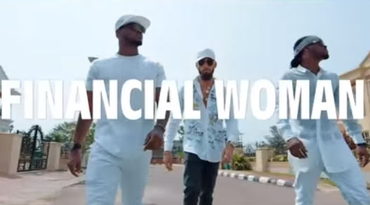 [Music video] Phyno ft P-square - Financial Woman
