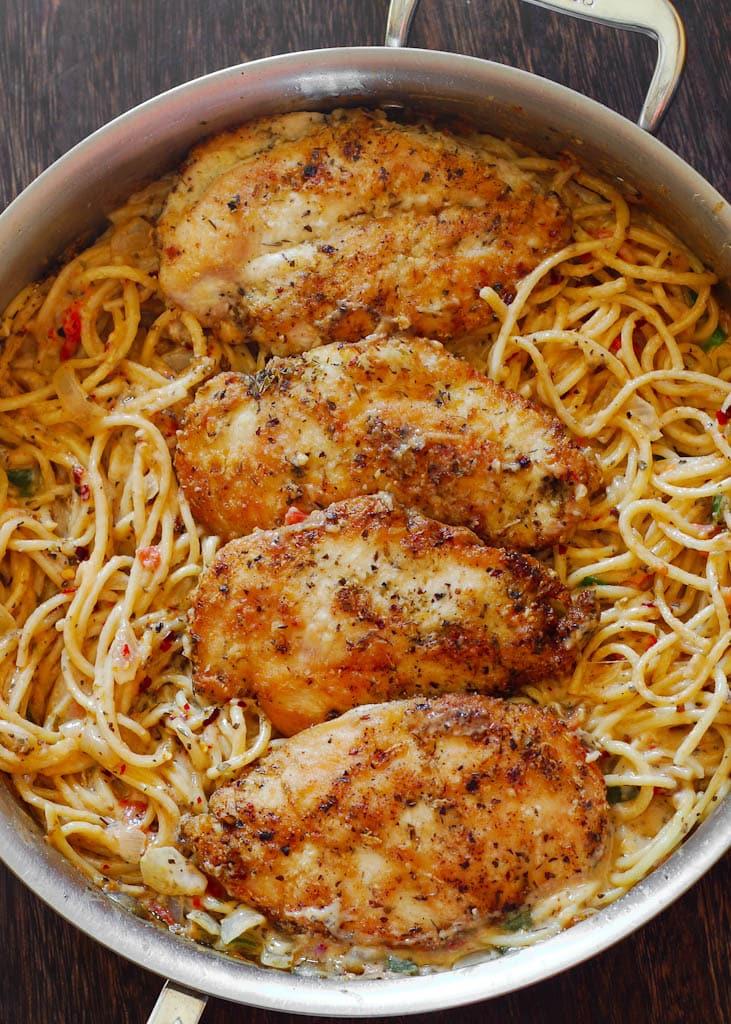 ★★★★★ 1992 Ratings : Delecious Italian Chicken Pasta #Instantpot #Bangbang #Shrimp #Pasta #vegan #Vegetables #Vegetablessoup #Easydinner #Healthydinner #Dessert #Choco #Keto #Cookies #Cherry #World #foodoftheworld #pasta #pastarecipes #dinner #dinnerideas #dinnerrecipes #Healthyrecipe #Pastarecipe #Pizzarecipe